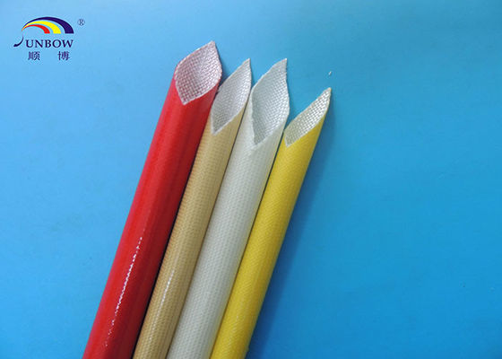 Chine No.1 Quality PU Fabricated By SUNBOW Grade H Electrical Machinery Heat Resistant Elasticity Polyurethane Fiberglass tube fournisseur