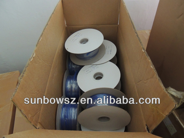 No.1 Quality PU Fabricated By SUNBOW Grade H Electrical Machinery Heat Resistant Elasticity Polyurethane Fiberglass tube